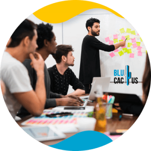 BluCactus - people working