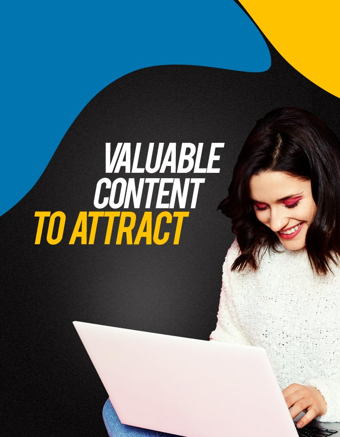 BluCactus Provide content at every stage
