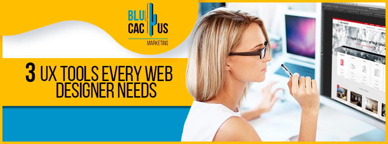BluCactus -UX tools Every Web Designer Needs - TITLE