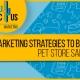 BluCactus - pet store - title