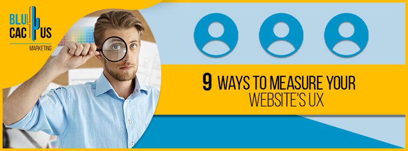 Blucactus-9-ways-to-measure-your-websites-UX-cover-page