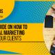 BluCactus - present a digital marketing strategy - title