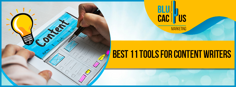 Blucactus-Best-11-Tools-for-Content-Writers-cover-page