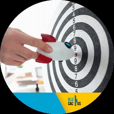 BluCactus - Target local keywords - Target shooting game