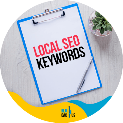 BluCactus - Optimize your site with keywords