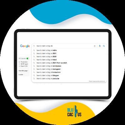 Blucactus - Perform WordPress keyword research