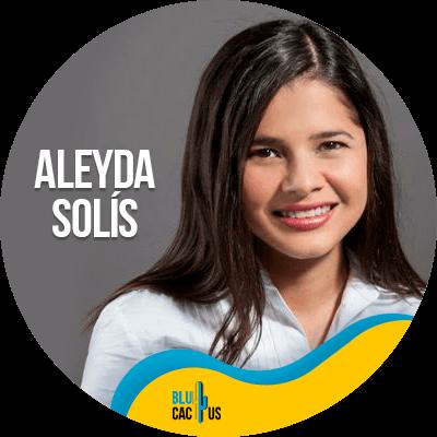 Blucactus - Aleyda Solís