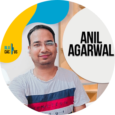 Blucactus - Anil Agarwal