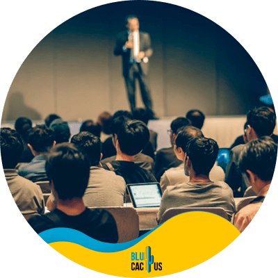 Blucactus - Attend SEO events and conferences