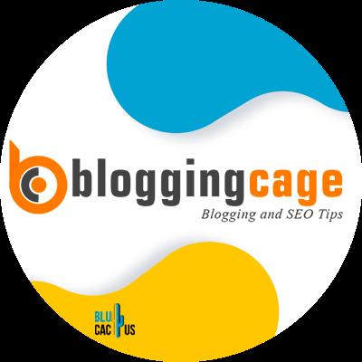 Blucactus - Blogging Cage