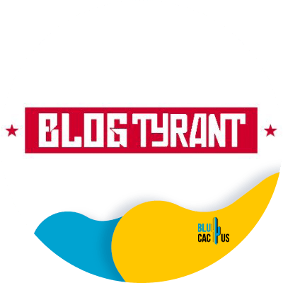 Blucactus - Blogtyrant