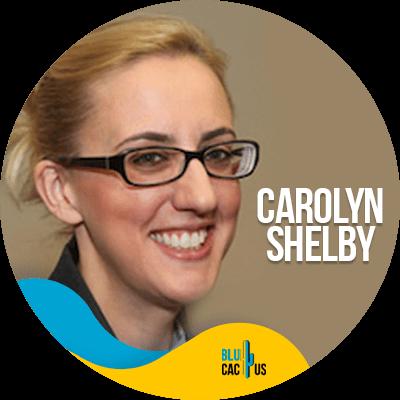 Blucactus - Carolyn Shelby