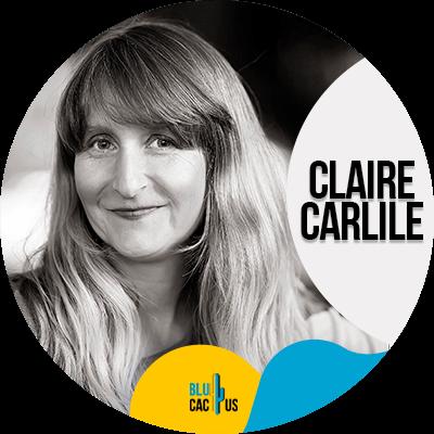Blucactus - Claire Carlile