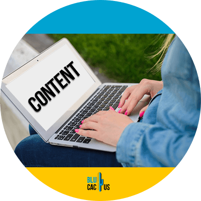 Blucactus - How To Kick-start Your Career In Digital Marketing - content writing