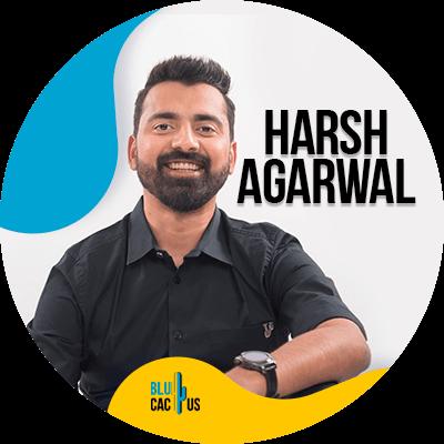 Blucactus - Harsh Agarwal
