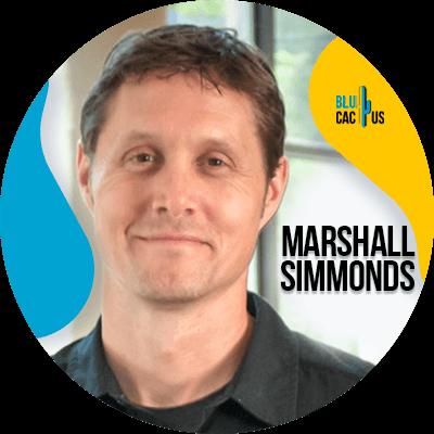 Blucactus - Marshall Simmonds