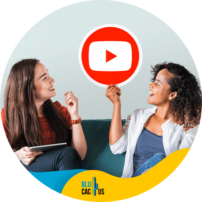 Blucactus - Start Youtube channel