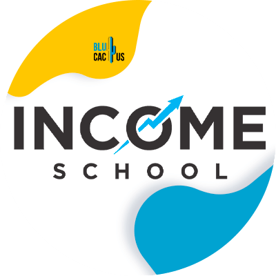 Blucactus - The Income School YouTube Channel