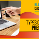 Blucactus-Types-of-PowerPoint-Presentations-cover-page