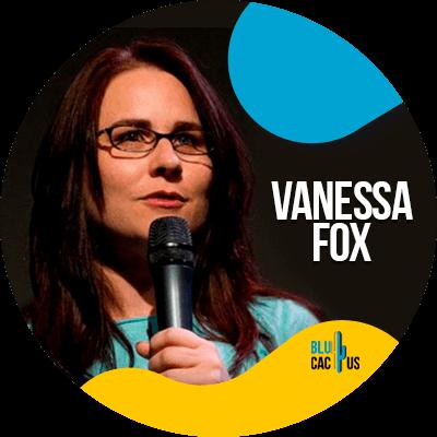 Blucactus - Vanessa Fox