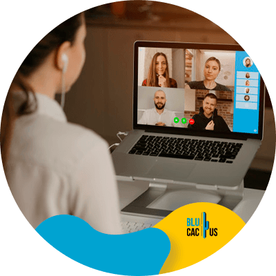 Blucactus - watch webinars and seminars