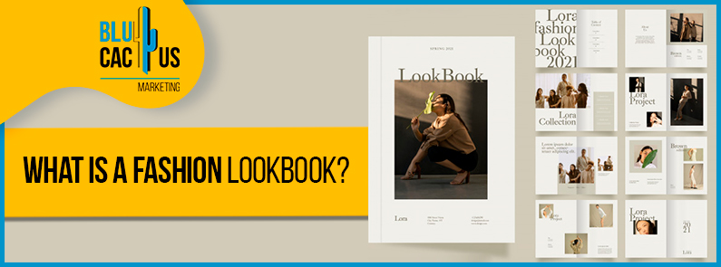 Blucactus-What-is-a-fashion-lookbook-cover-page