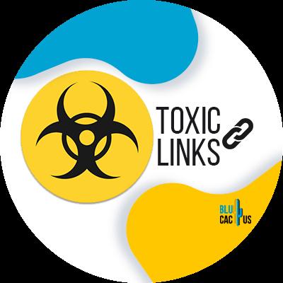 Blucactus - get rid of toxic links