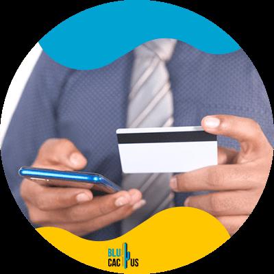 Blucactus - secure payment gateway