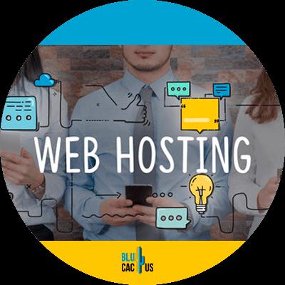 Blucactus - get a hosting