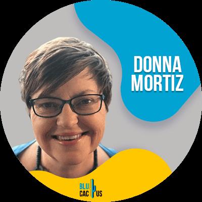 Blucactus - Donna Mortiz - 18 Best Digital Marketers To Follow In 2021