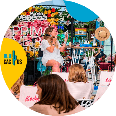 Blucactus-Events-for-bloggers-and-influencers - Strategic planning for fashion events: Ensure the success