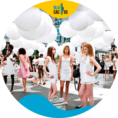 Blucactus-Flashmobs - Strategic planning for fashion events: Ensure the success