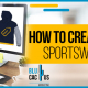 Blucactus - How to create your own sportswear brand.
