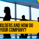 BluCactus - What are stakeholders - banner