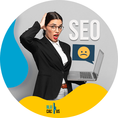 Blucactus - they don't focus on seo - How to Start A Fashion Blog And Make Money In 2021