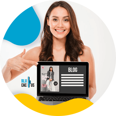 Blucactus - why should you start a fashion blog