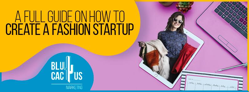 BluCactus - fashion startup