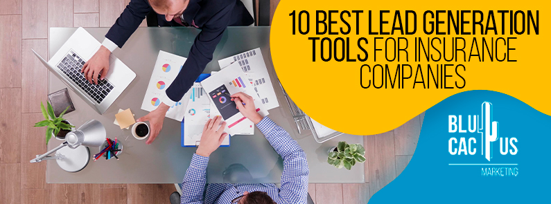 Blucactus-10-Best-Lead-Generation-Tools-For-Insurance-Companies-cover-page