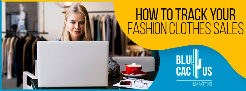 BluCactus - track your fashion clothes sales