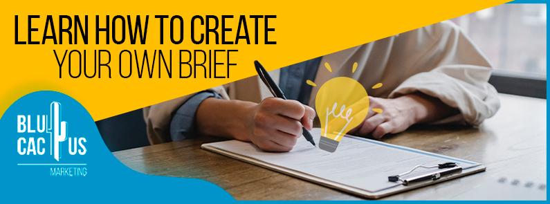 BluCactus - create your own brief