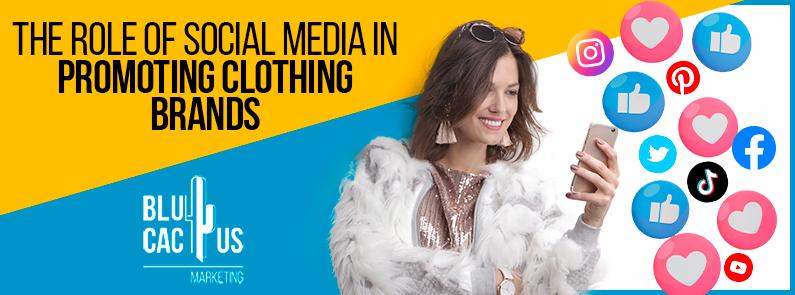 BluCactus - Role of social media