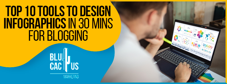 Blucactus - Top 10 tools to design infographics in 30 mins for blogging