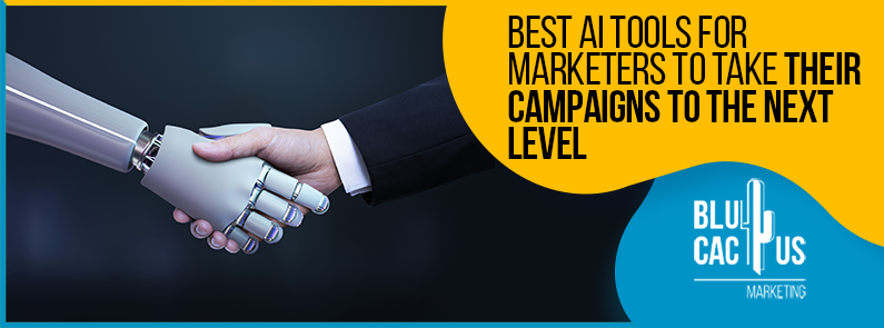 Blucactus-Best-AI-Tools-For-Marketers-To-take-Their-Campaigns-To-The-Next-Level-cover-page
