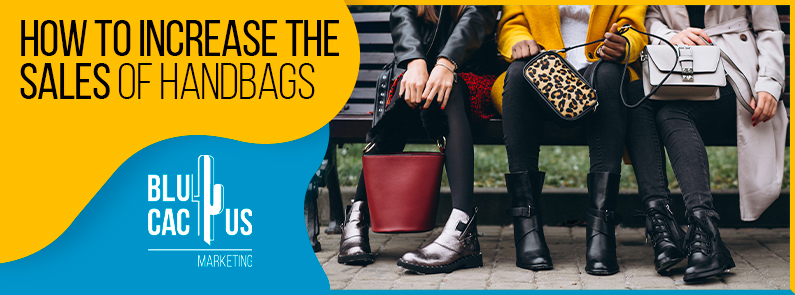 BluCactus - How to increase the sales of handbags?